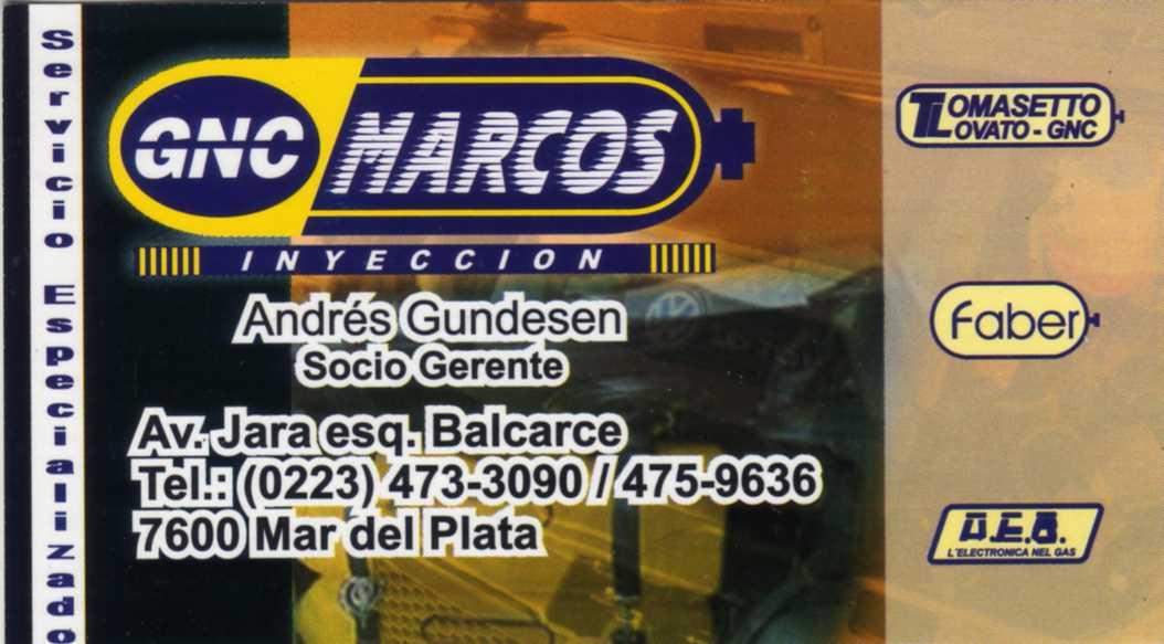 GNC MARCOS