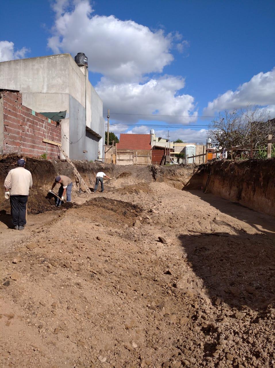 AMSolidaritas - Construcción Sede Social 16