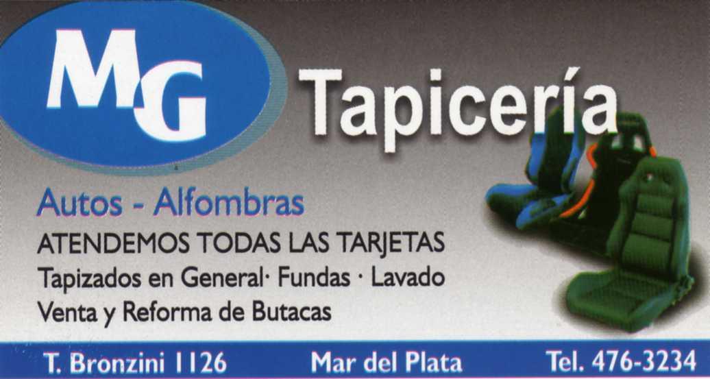 MG Tapicería